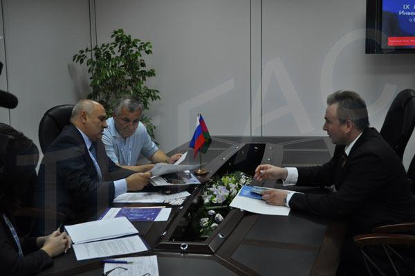 Подписание инвестсоглашения на строительство новых мощностей завода ККЗ