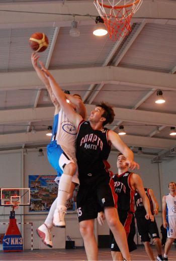 баскетбольный клуб Тегас